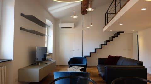 Ristrutturazione di un appartamento sito in via Palestro, Santa Margherita Ligure (GE)