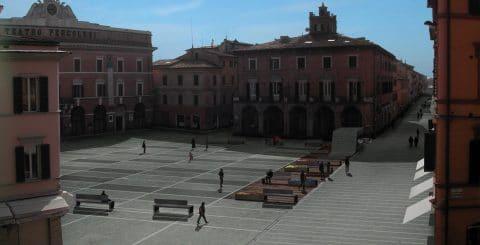 Riqualificazione di Corso Matteotti e Piazza della Repubblica a Jesi