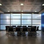 allestimento ufficio dirigente e sala riunioni